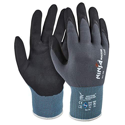 Ninja Maxim Arbeitshandschuhe Gartenhandschuhe geeignet für Kinder Gr. 5/XXS