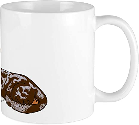 Cafepress Chocolate Dapple Dachshund Mug Unique Coffee Mug Coffee Cup Kitchen Dining