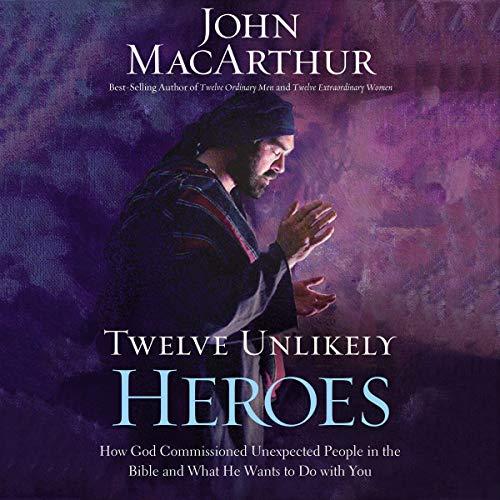 Twelve Unlikely Heroes cover art