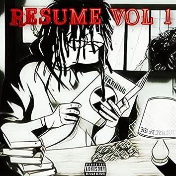 Resume, Vol. 1