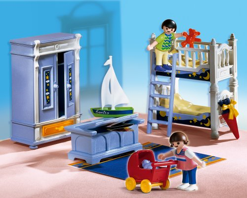 PLAYMOBIL 5328 - Kinderzimmer mit Stockbett
