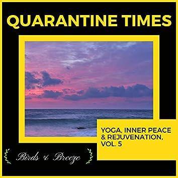 Quarantine Times - Yoga, Inner Peace & Rejuvenation, Vol. 5