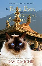 The Dalai Lama's Cat and The Four Paws of Spiritual Success (Dalai Lama's Cat Series Book 4)