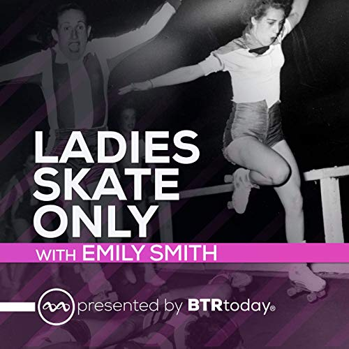 Ladies Skate Only  By  cover art