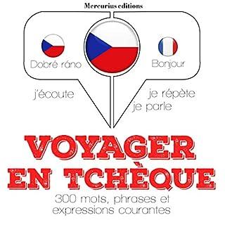 Voyager en tchèque, 300 phrases et expressions courantes cover art