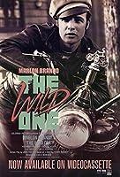 直輸入、小ポスター、米国版「乱暴者」The Wild One、マーロン・ブランド