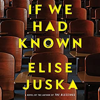 If We Had Known                   Written by:                                                                                                                                 Elise Juska                               Narrated by:                                                                                                                                 Christie Moreau                      Length: 11 hrs and 51 mins     Not rated yet     Overall 0.0