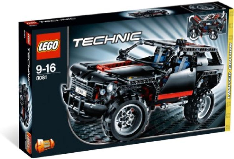 LEGO Technic Extreme Cruiser 590pieza (S) Baukasten – -Spiele BAU (9 Jahr (S), 590 Stück (S), 16 Jahr (S)) B0053F20YG  Neue Sorten werden eingeführt       Erschwinglich
