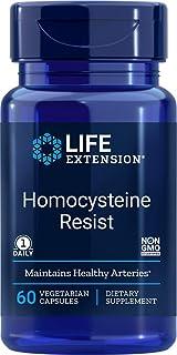 Life Extension Homocysteine Resist, 60 Vegetarian Capsules