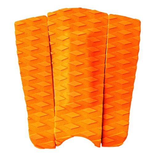 Fenteer 3 Pedazos de Tablas de Cojín de Tracción Ultra-Ligero Adhesivo Posterior