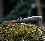 Barebones Hori Hori Garden Fixed Knife 7' 4Cr13MoV Steel Blade Walnut...