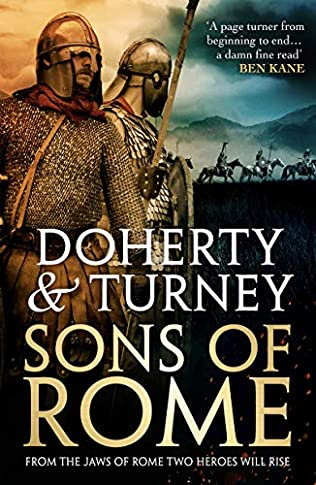 book cover of Sons of Rome