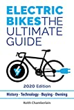 Electric Bikes: The Ultimate Guide: 2020 Edition (Kindle)
