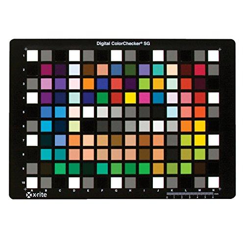 X-Rite MSDCCSG Colorchecker Digital SG [Multicolore]