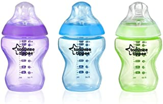 Tommee Tippee Colour My World 3 x 260ml Bottles