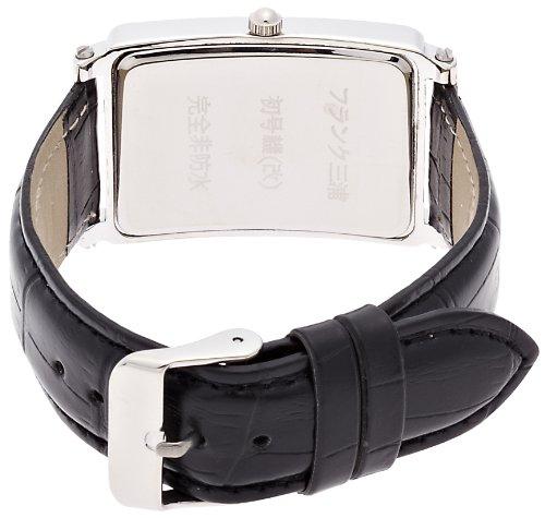 『[フランクミウラ] 腕時計 FM01K-CRBK』の2枚目の画像