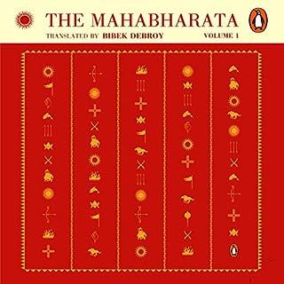 The Mahabharata, Volume 1 cover art