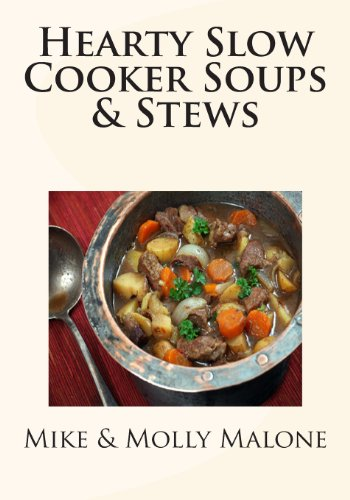 Hearty Slow Cooker Soups & Stews