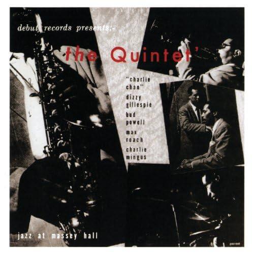 Charlie Parker, Dizzy Gillespie, Bud Powell, Max Roach & Charles Mingus