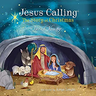 Jesus Calling: The Story of Christmas audiobook cover art