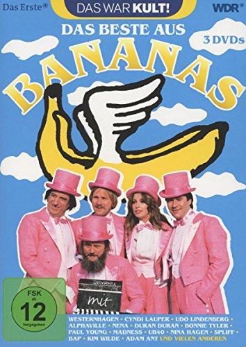 Das Beste aus Bananas (3 DVDs)
