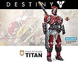 Destiny McFarlane Toys Vault of Glass Titan Feud Unfading Shader...