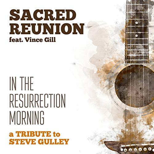 Sacred Reunion feat. ヴィンス・ギル, Barry Abernathy, Mark Wheeler, Doyle Lawson, ティム・スタッフォード, Phil Leadbetter, Jim VanCleve & Jason Moore