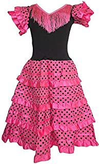 15c783356f05a Amazon.fr : robes espagnoles flamenco