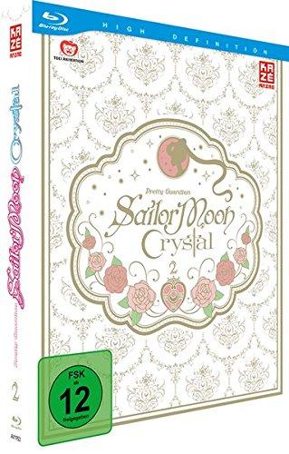 Sailor Moon Crystal - Staffel 2 - Vol.1 - Box 3 - [Blu-ray] mit Sammelschuber