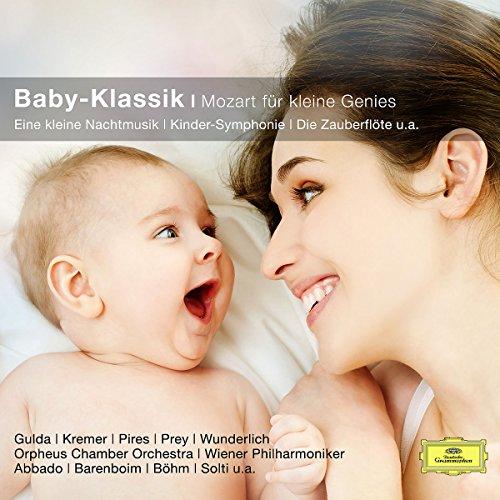 Baby-Klassik-Mozart Für Kleine Genies (Cc)
