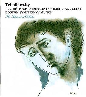 繝√Ε繧、繧ウ繝輔せ繧ュ繝シ : 莠、髻ソ譖イ隨ャ6逡ェ縲梧ご諢エ縲 by Boston Symphony Orchestra (1998-07-28)