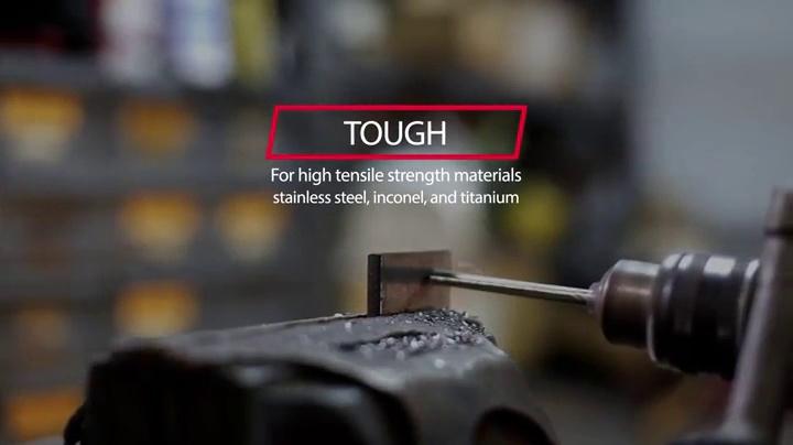 Alfa Tools TLCO50343 23//32 Cobalt M42 Taper Length Drill