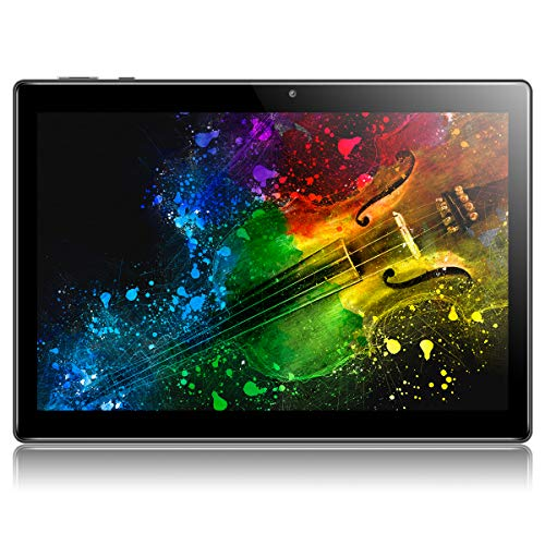 Qimaoo 10.1 inch Android 9.0 Tablet Octa-Core, 4G Phone Call Phablet, 3GB...