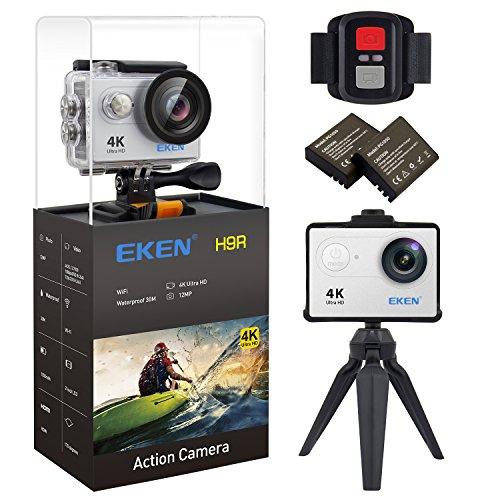 EKEN H9R Action Camera 4K Wifi Waterproof Sports...