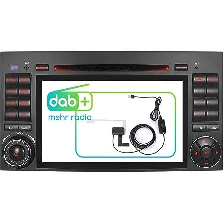 7 Autoradio Mit 3g Dvd Gps Navigation Navi Usb Sd Elektronik