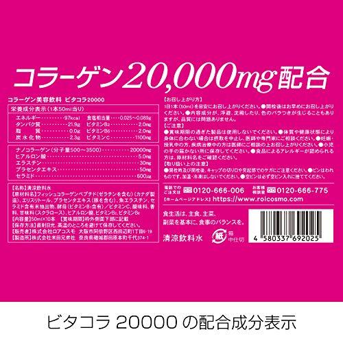 ロアコスモ『ビタコラ20000』