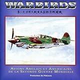 Flight of B-17s, Spitfires, Hurricanes and P-51s (Passage de B-17, Spitfire, Hurricane et de P-51)