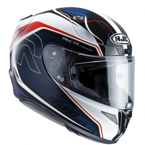 HJC Motorradhelm - RPHA 11 Darter MC21, Blau, Größe M