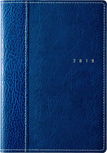 高橋 手帳 2019年 4月始まり ウィークリー シャルム R 5 B6 ネイビー No.635