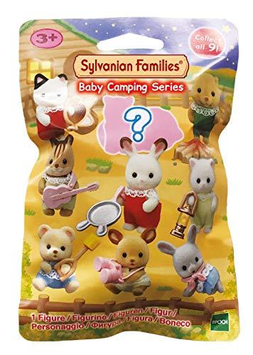Baby Camping Series - Sylvanian Blind Bag