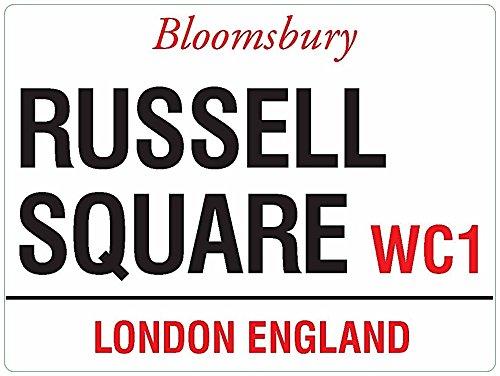 Metro 'Russel Square' a Londra, (og)-Calamita per frigorifero