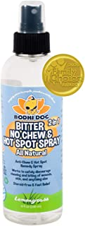 Bitter Spray For Dogs Chewing
