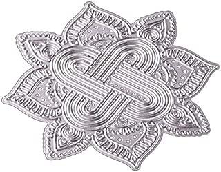 FORUU Die Cut, Metal Cutting Dies Stencils Scrapbooking Embossing Mould Templates Handicrafts DIY Card Making Paper Cards Best Gift Album Decor Craft