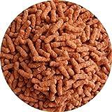 Teichsticks Teichfutter Gartenteich Sticks Koifutter Goldfisch Fischfutter Rot (10 kg)