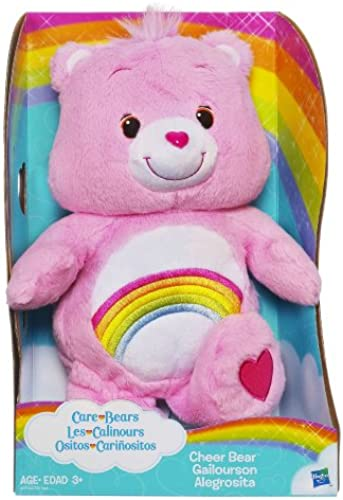 Care Bears Cheer Bear 12 Inch Plush by Hasbro