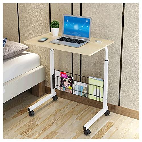 Estaciones de Trabajo informáticas Sofa Lado Tabla de Extremo C Forma de Laptop Pequeño Soporte de Mesa de Mesa de Mesa de Mesa de Mesa con para el hogar Balcón de Sala de Estar de Oficina