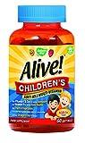Alive! Children's Soft Jell Multivitamins - 60 chewable Gummies