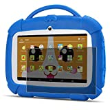 Vaxson Anti Spy Schutzfolie, kompatibel mit Qimaoo KIDS 7' Tablet, Displayschutzfolie Privatsphäre Schützen [nicht Panzerglas]