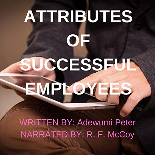 Attributes of Successful Employees audiobook cover art