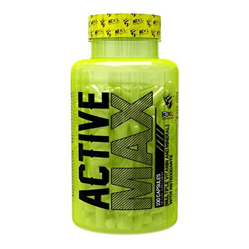 3XL Nutrition - Active Max - 100 capsules